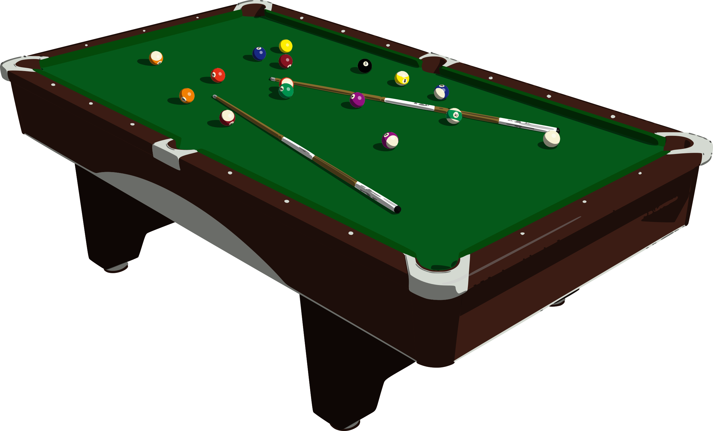 Billiards hd png transparent billiards hd png images - Pool table images ...