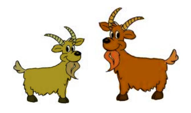 Billy Goat Gruff PNG - 150328