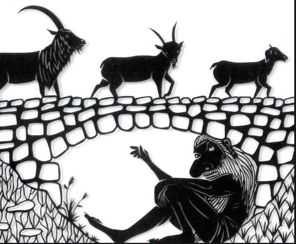 Billy Goat Gruff PNG - 150331