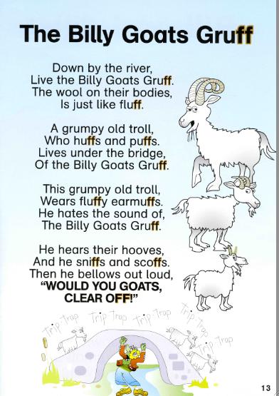 Billy Goat Gruff PNG - 150334