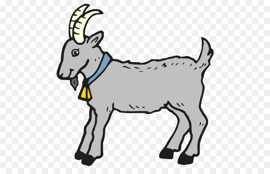 Pygmy goat Goat Simulator Three Billy Goats Gruff Baby Goats Coloring book  - goat - Billy Goat Gruff PNG