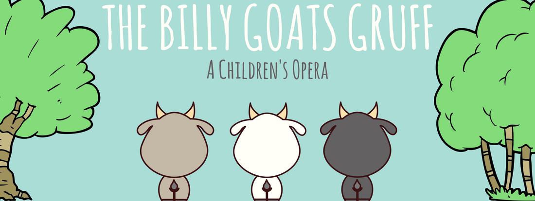 The Billy Goats Gruff: A Childrenu0027s Opera - Billy Goat Gruff PNG