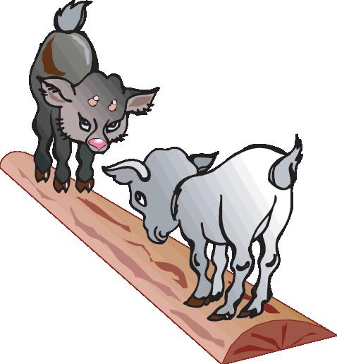 Billy Goat Gruff PNG - 150332