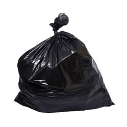 Disposable Garbage Bag . - Bin Bag PNG