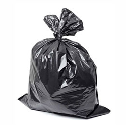 Garbage Bags - Flat Packed - Bin Bag PNG