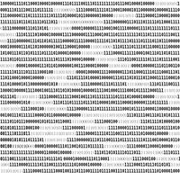 binary code photo: BINARY BINARY.png - Binary Code PNG