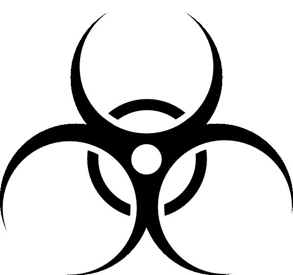 Biohazard Symbol PNG - 8691