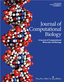 Journal of Computational Biology - Biology Cover Page PNG