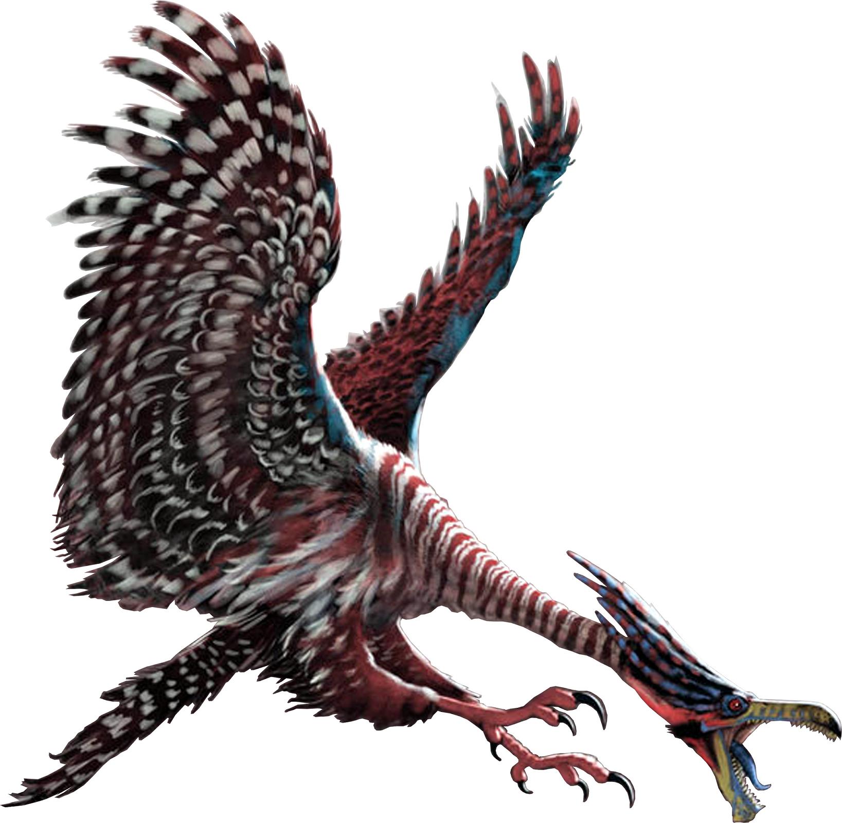 Jub Jub Bird.png - Bird Claw PNG