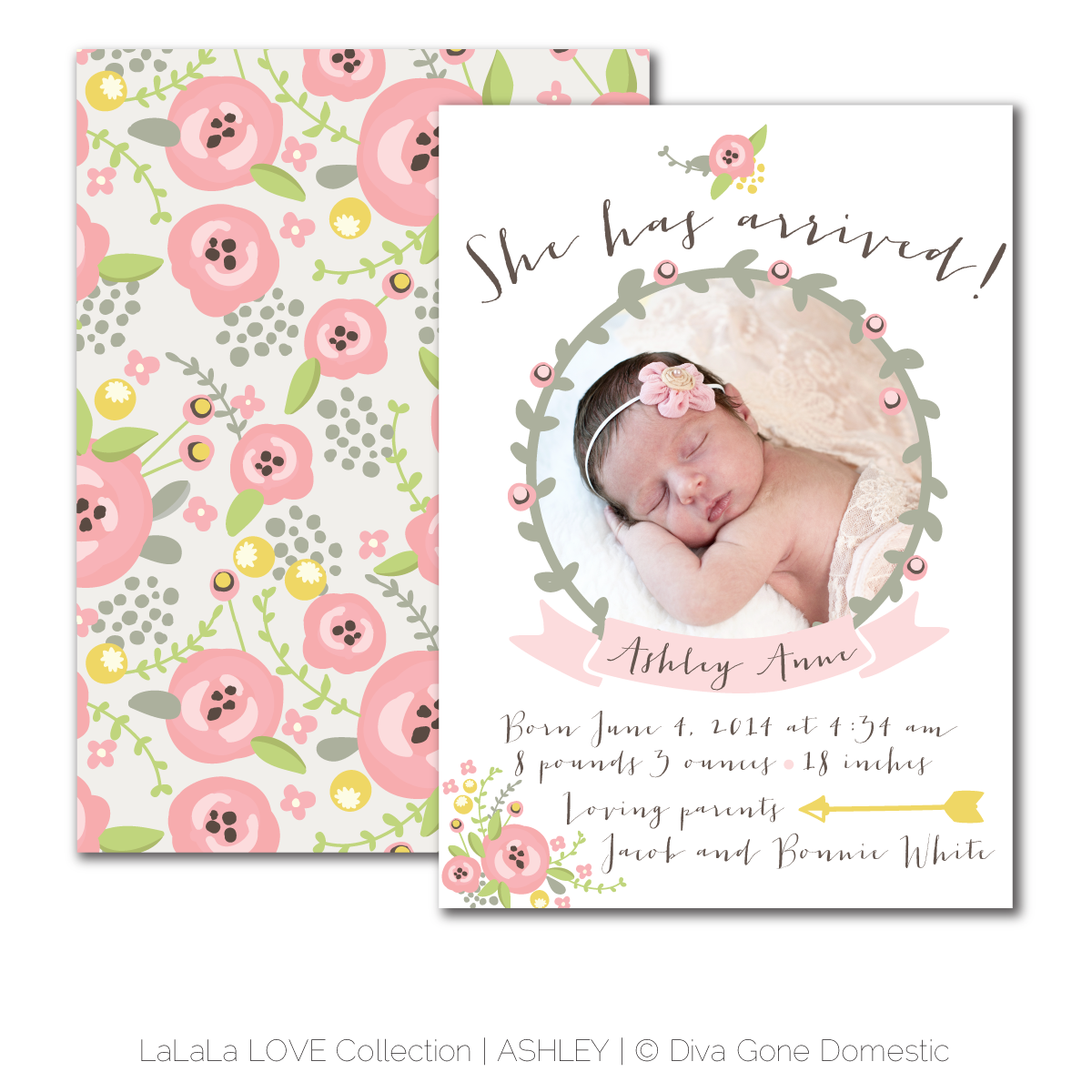 birth announcement png transparent birth announcement png images