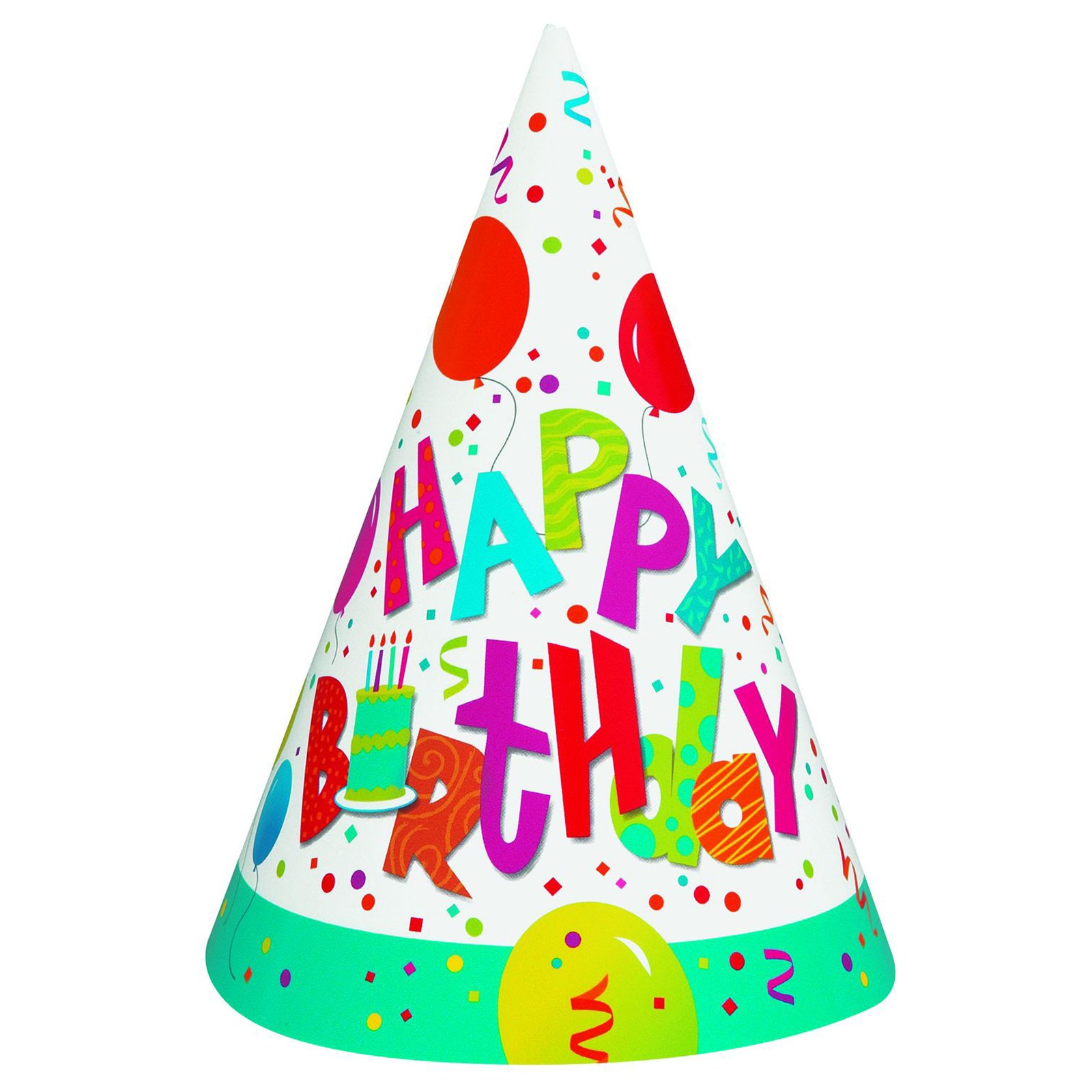 birthday hat clip art clear background - Birthday Hat PNG