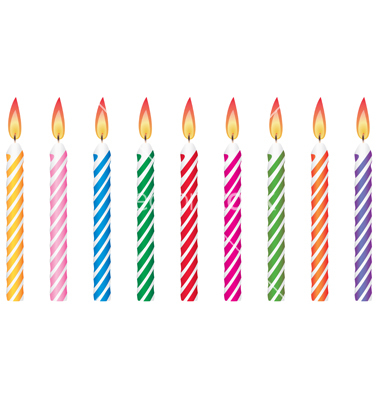 Birthday Candles PNG - 182