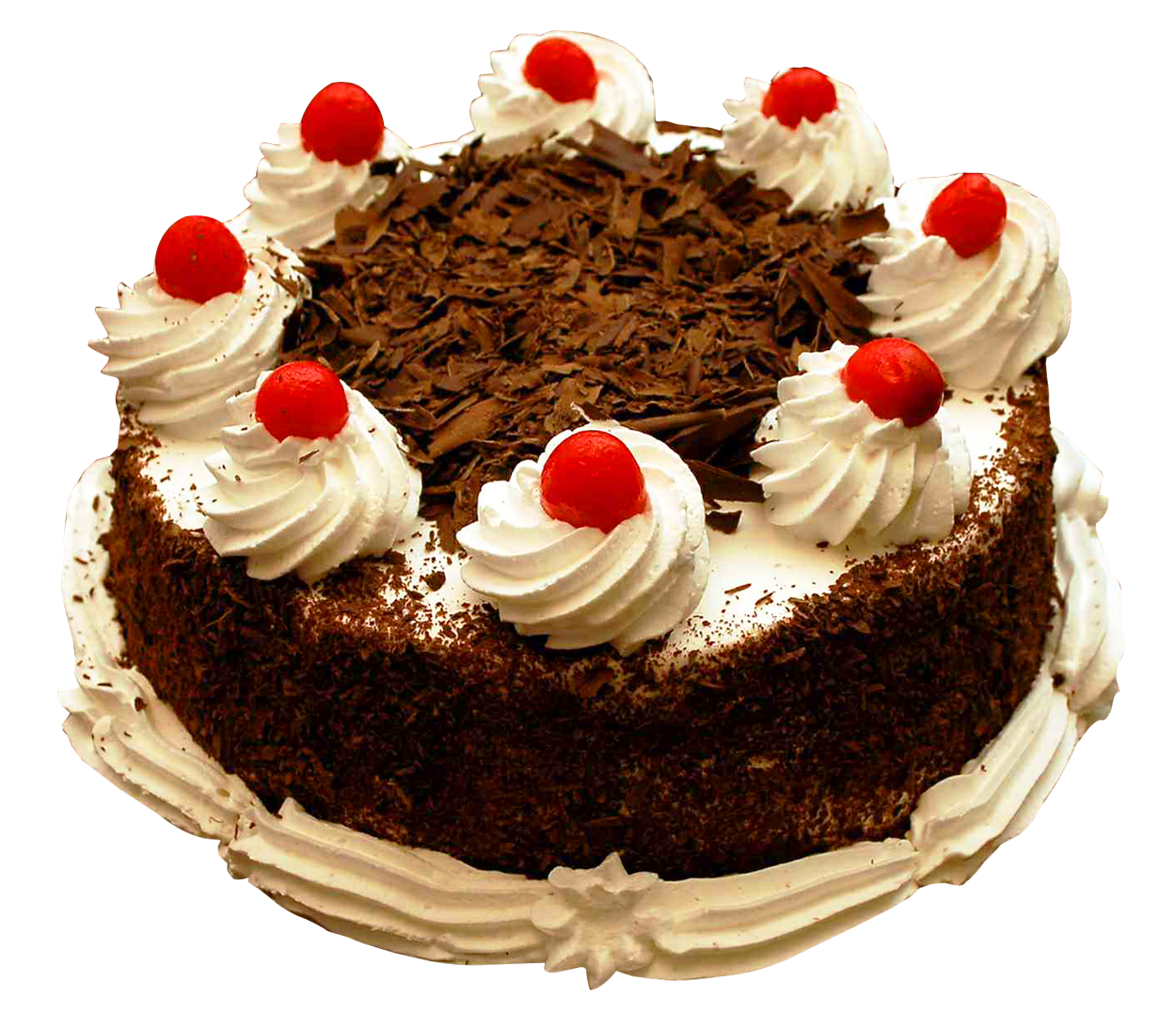 Birthday Cake PNG-PlusPNG.com-1250 - Birthday Cake PNG