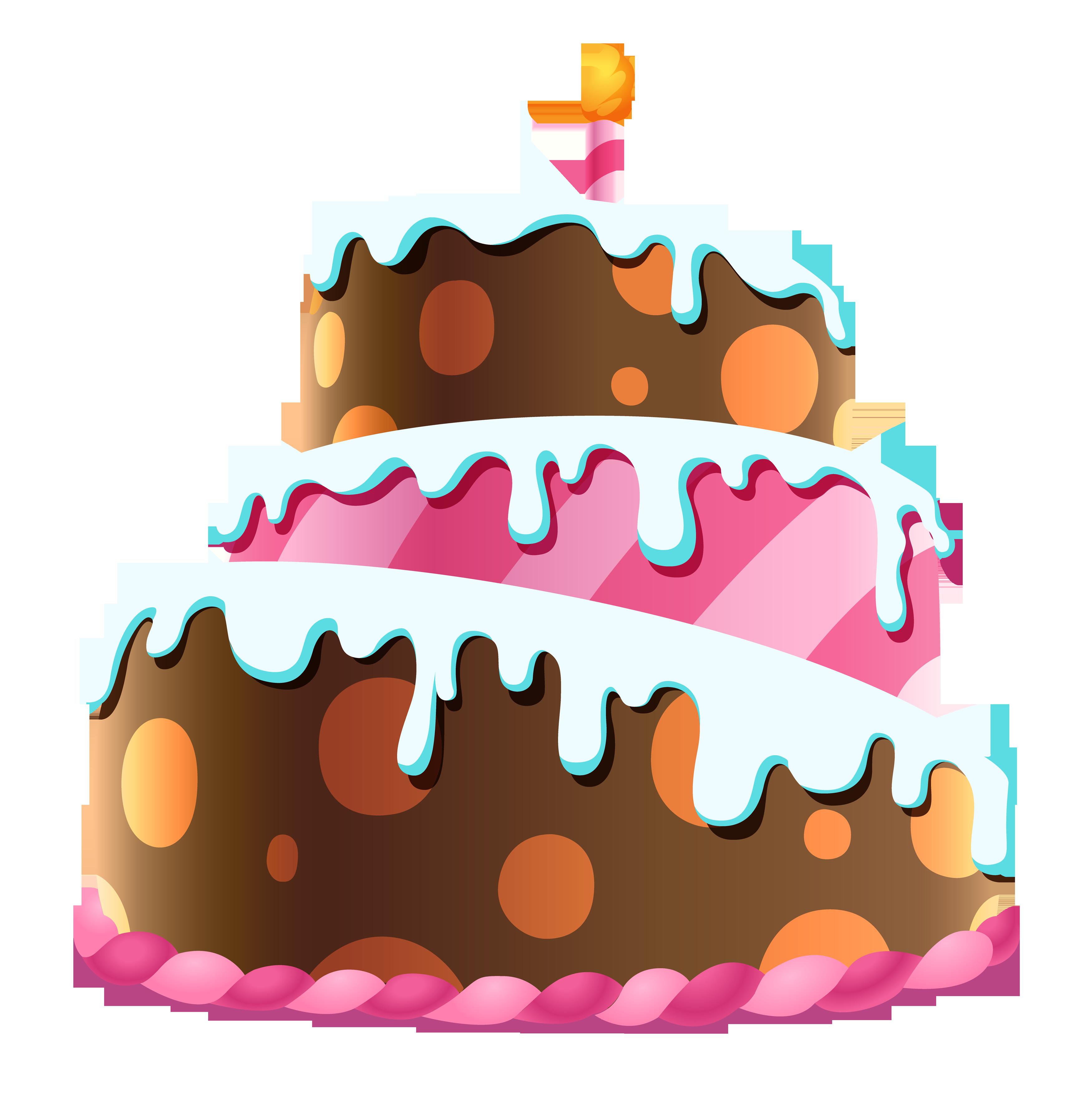 Birthday Cake PNG - 13800