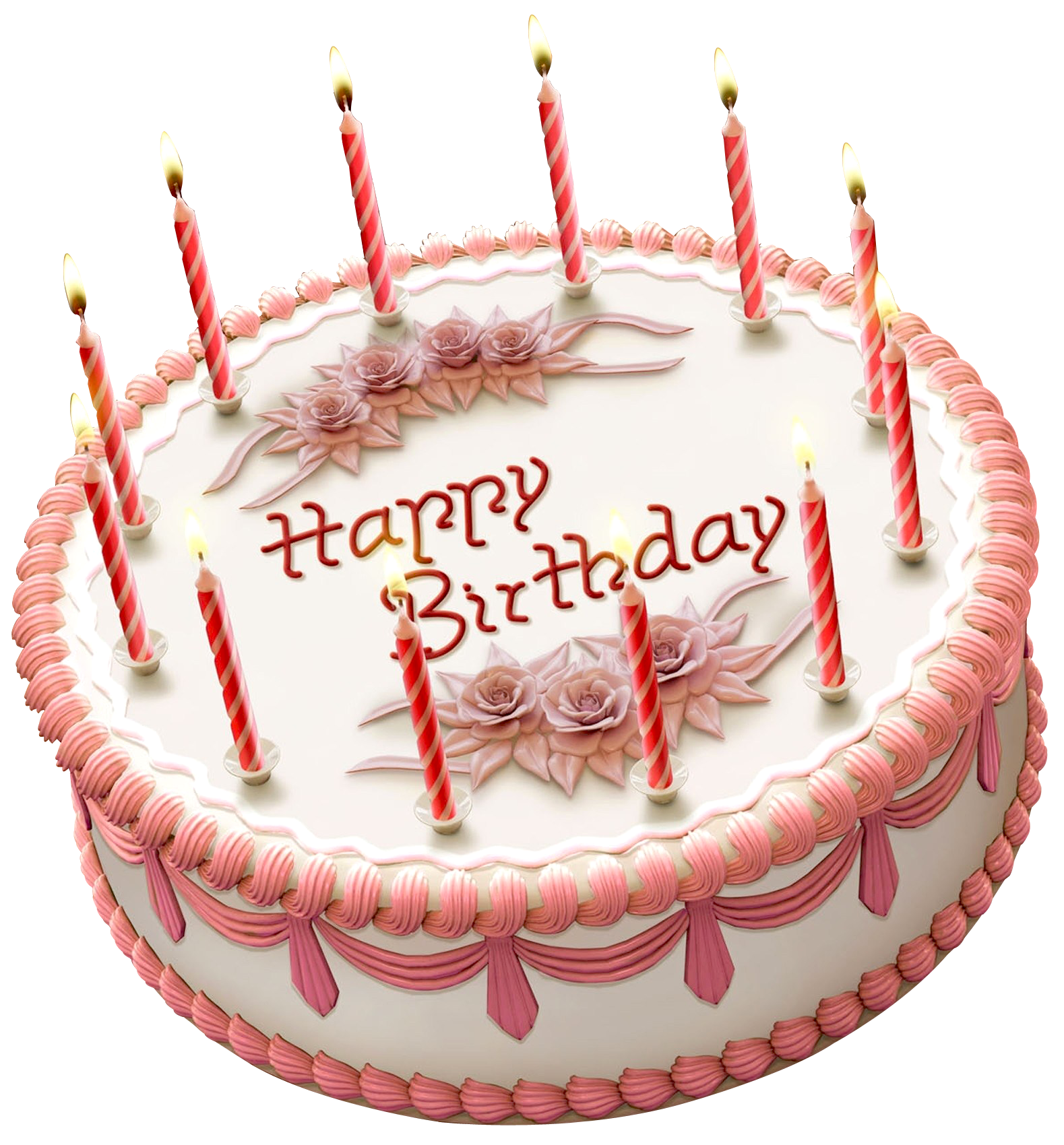 Birthday Cake PNG - 13790