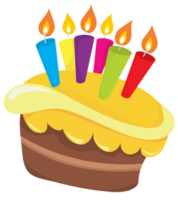 Birthday Cake PNG - 13801