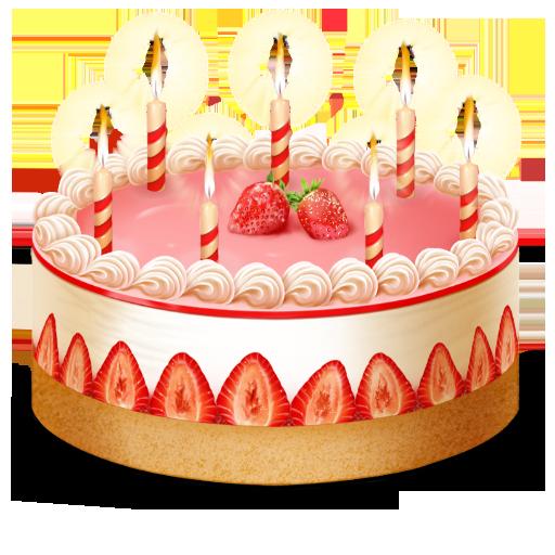 Birthday Cake PNG - 13797