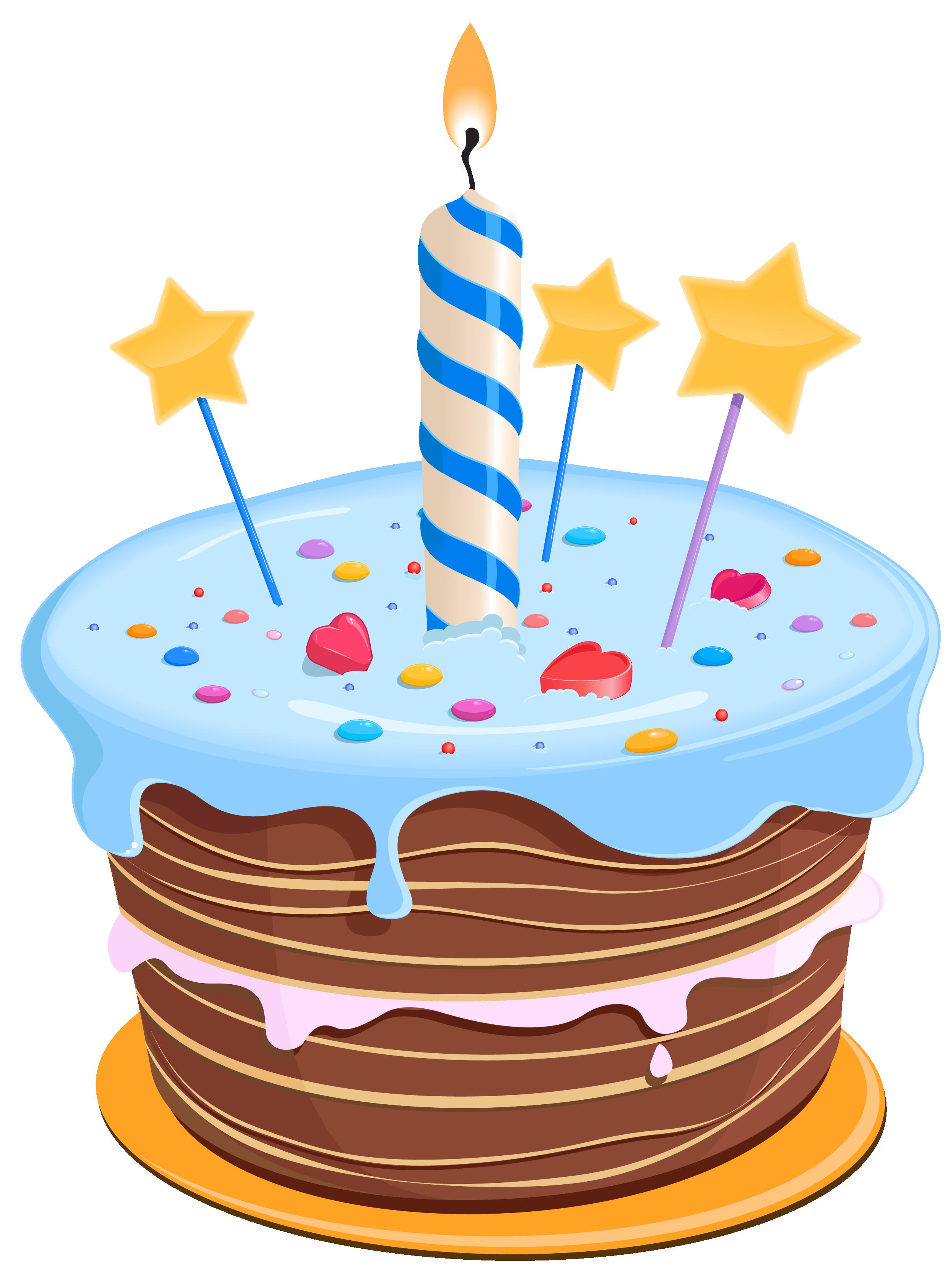Birthday Cake PNG - 13787