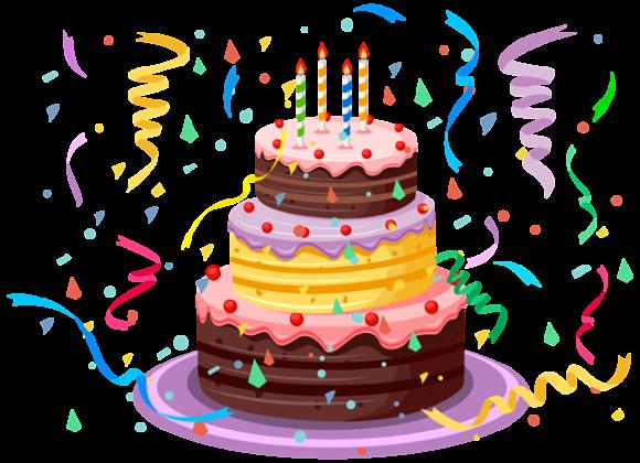Birthday Cake PNG - 13786