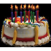 Birthday Cake PNG - 13789