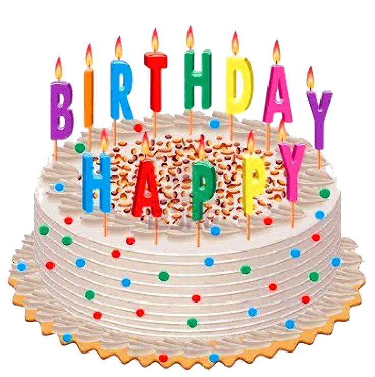 Birthday Cake PNG - 13792
