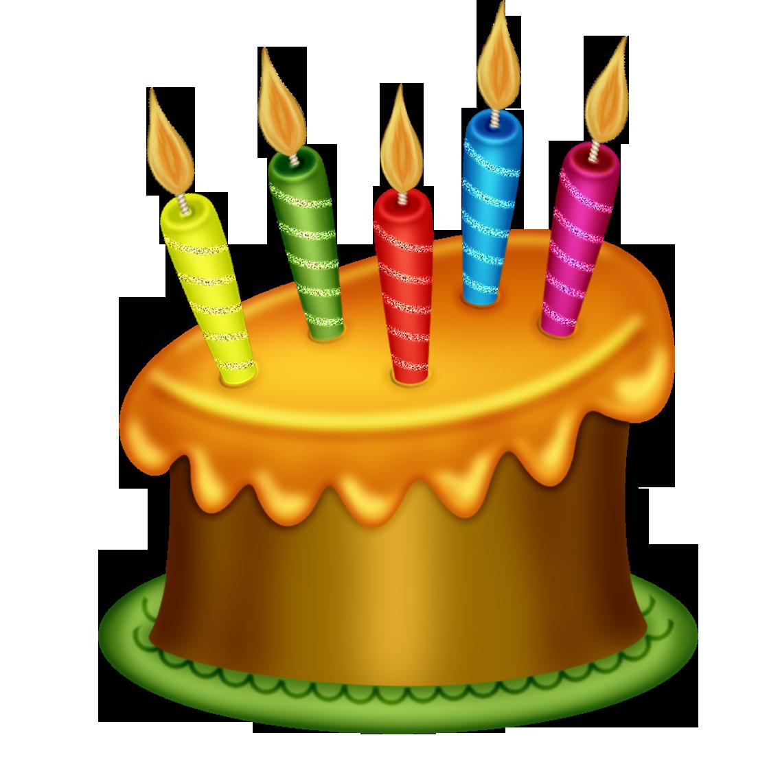 Birthday Cake PNG - 13798