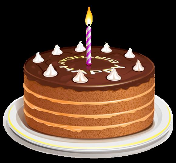 Birthday Cake PNG - 13793