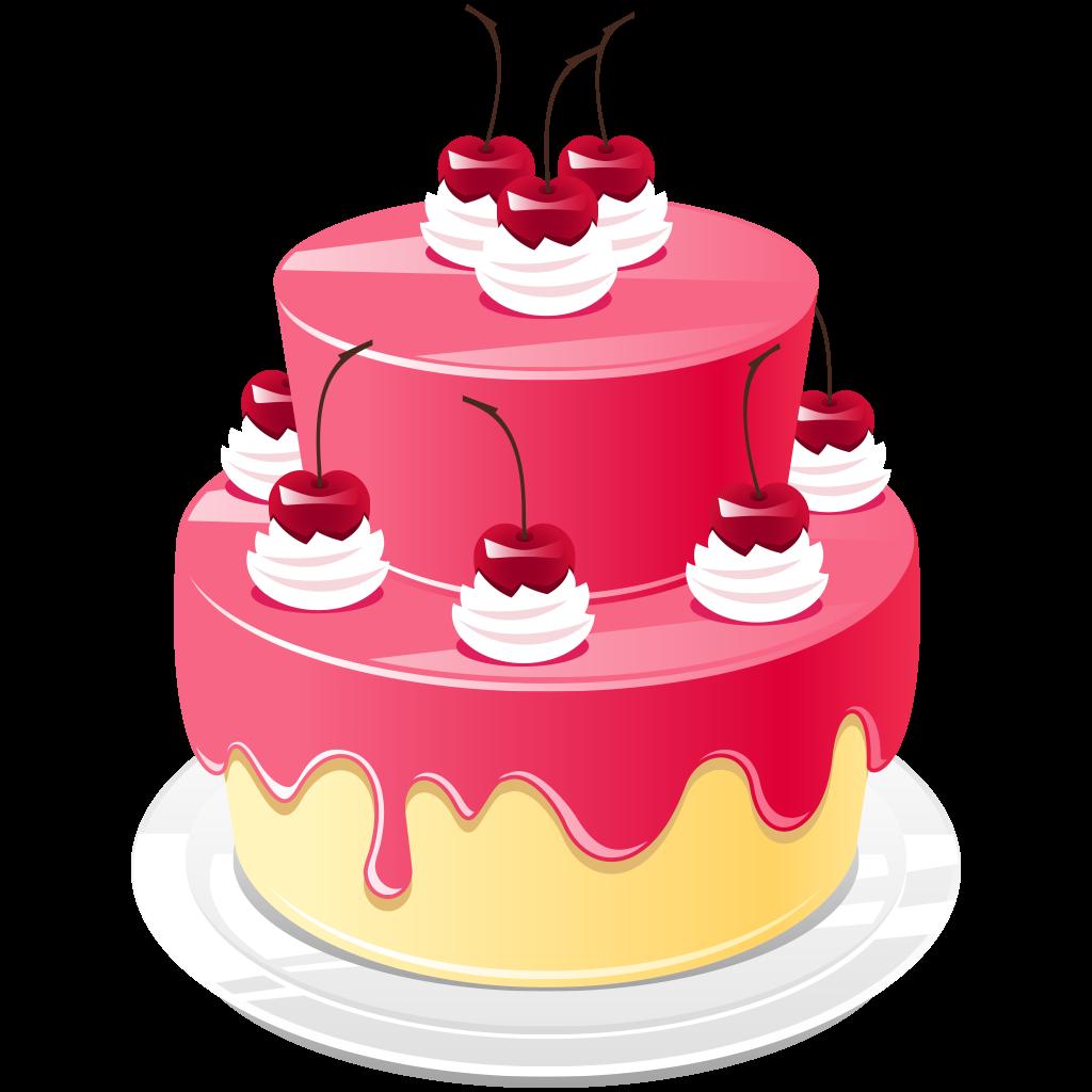 Birthday Cake PNG - 13803