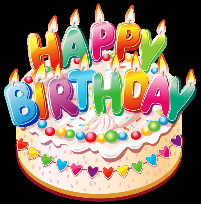 Birthday Cake PNG - 13791