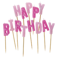 Birthday Candles Picture PNG Image - Birthday Candles PNG