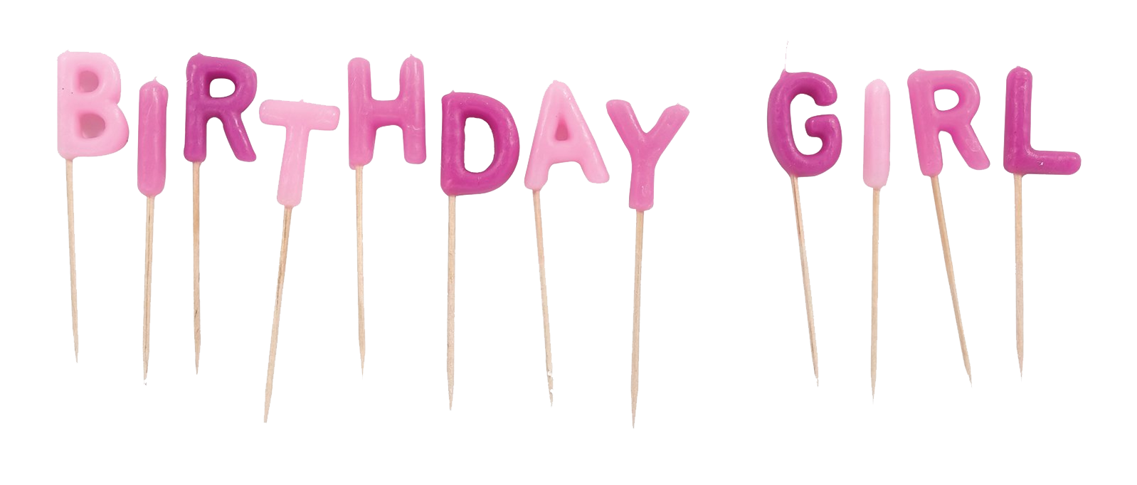 Birthday Candles PNG - 174
