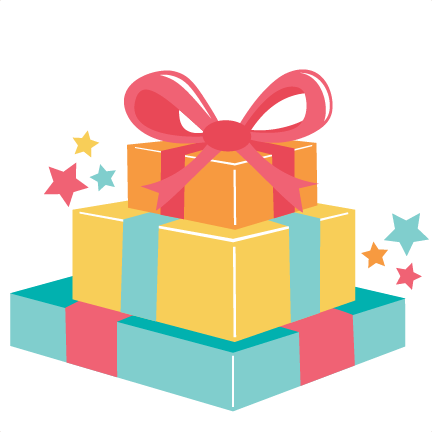 Birthday Present Png Pic PNG Image - Birthday Clipart PNG