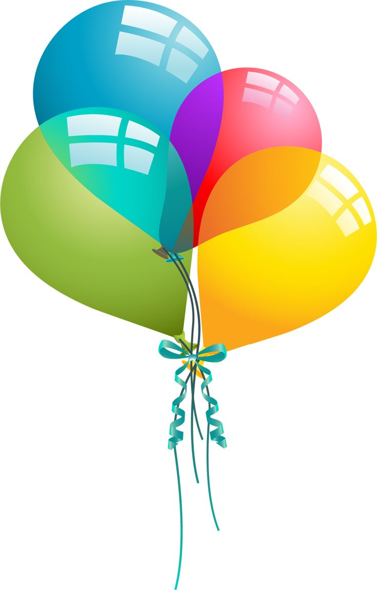 Birthday Clipart PNG - 124445