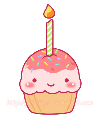 Birthdays - Birthday Cute PNG