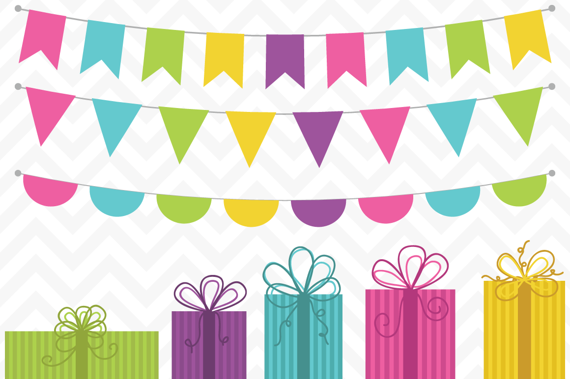 birthday flags banners - Birthday Flag PNG