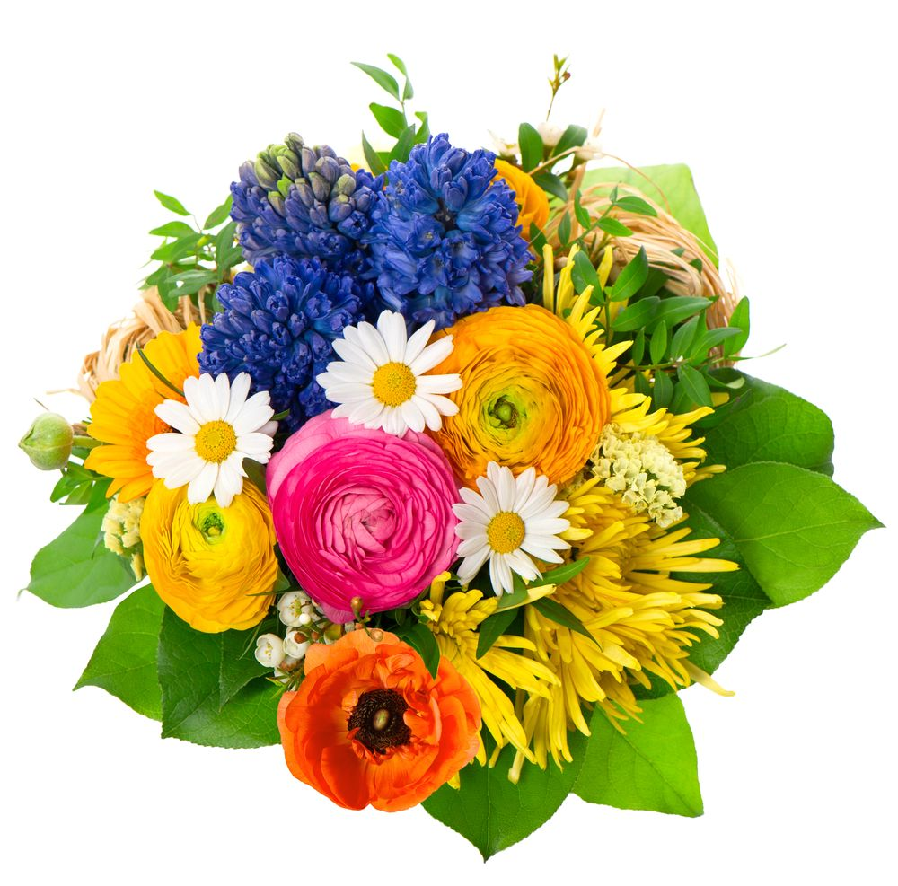 birthday-flower-bouquet-hd-images-for-birthday-flower- - Birthday Flowers PNG HD