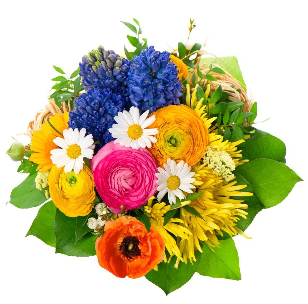 Birthday Flowers PNG HD - 142161