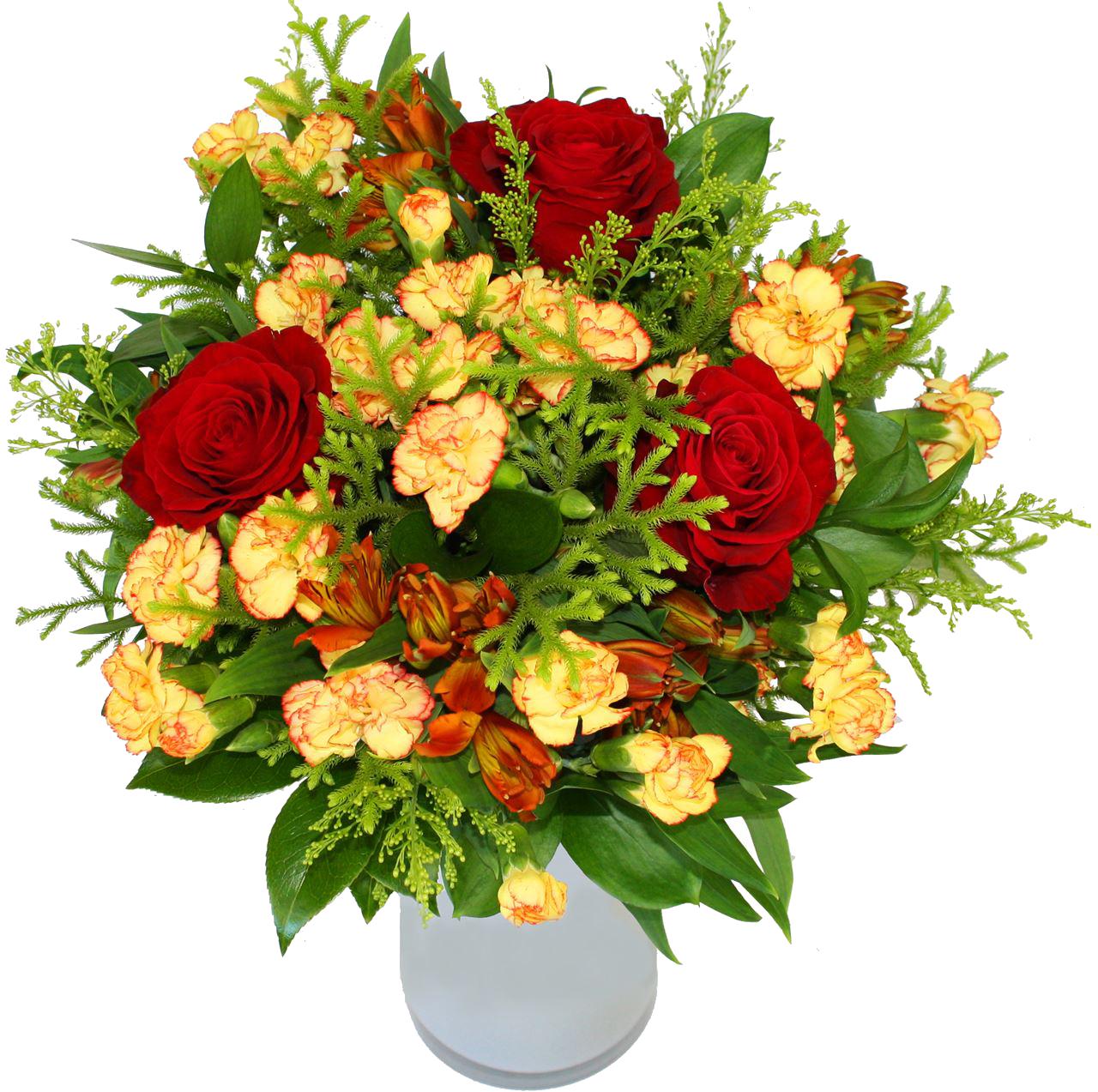 Birthday Flowers PNG HD - 142157