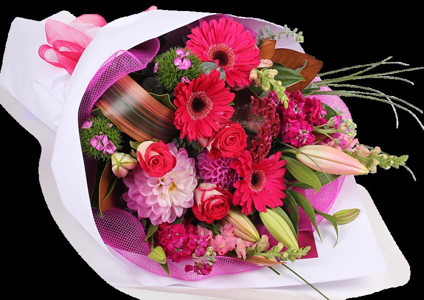 Birthday Flowers PNG HD - 142162