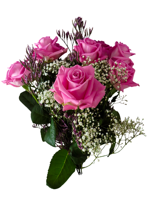 Birthday Flowers PNG HD - 142173