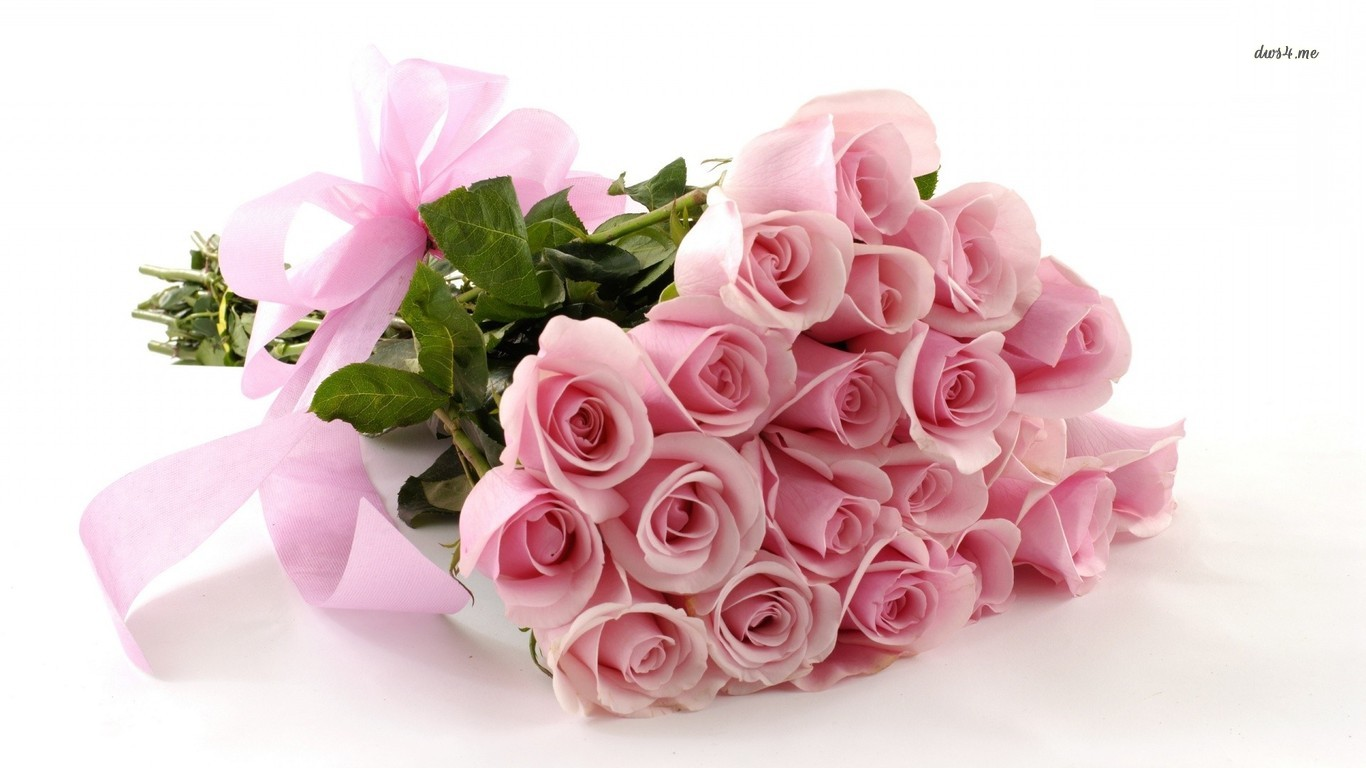 Inspirations Flower Bouquets With Pink Roses Flowers Bouquet Png Bouquet  Idea - Birthday Flowers PNG HD