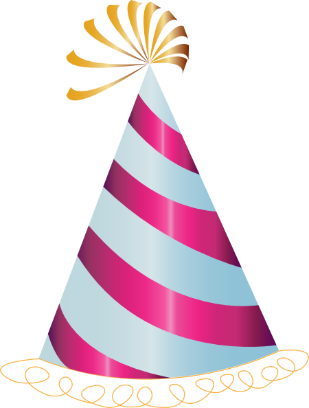 Birthday Hat Png Hd PNG Image - Birthday Hat PNG