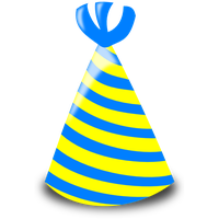 Birthday Hat Transparent PNG Image - Birthday Hat PNG