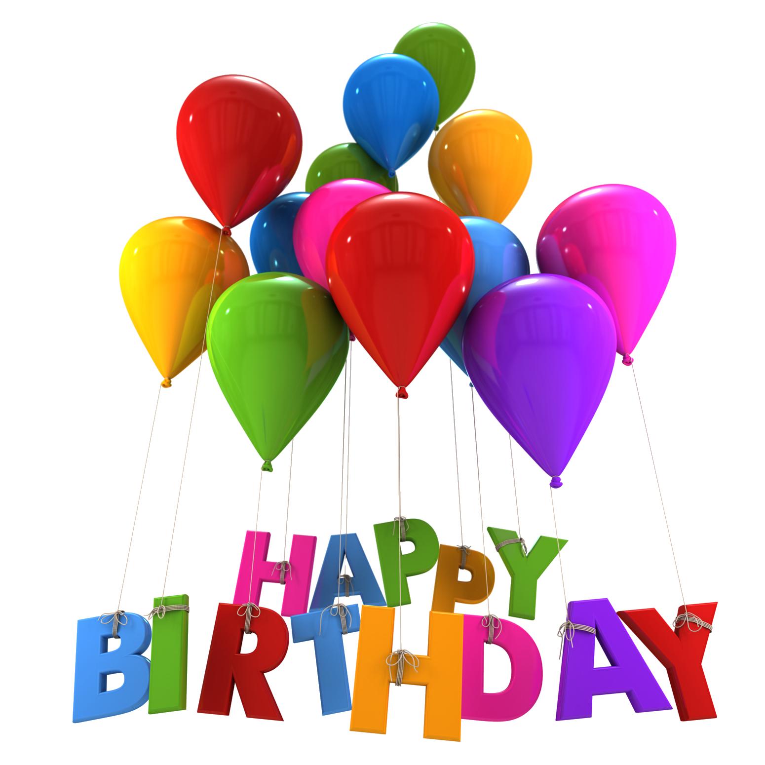 Birthday HD PNG - 93435