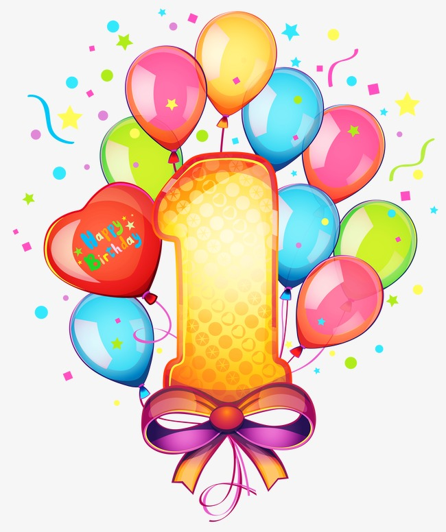 Birthday Party PNG HD - 128588