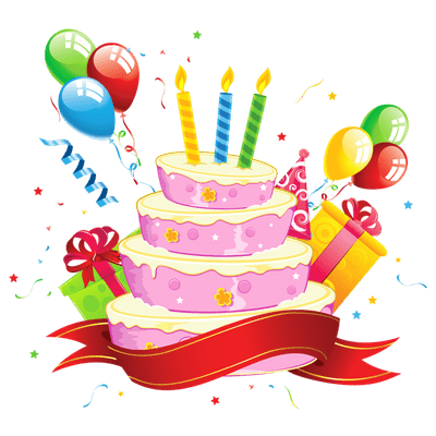 Birthday Party PNG HD - 128594