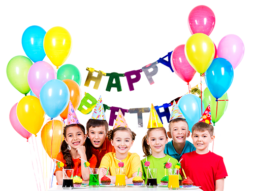 Birthday Party PNG HD - 128591