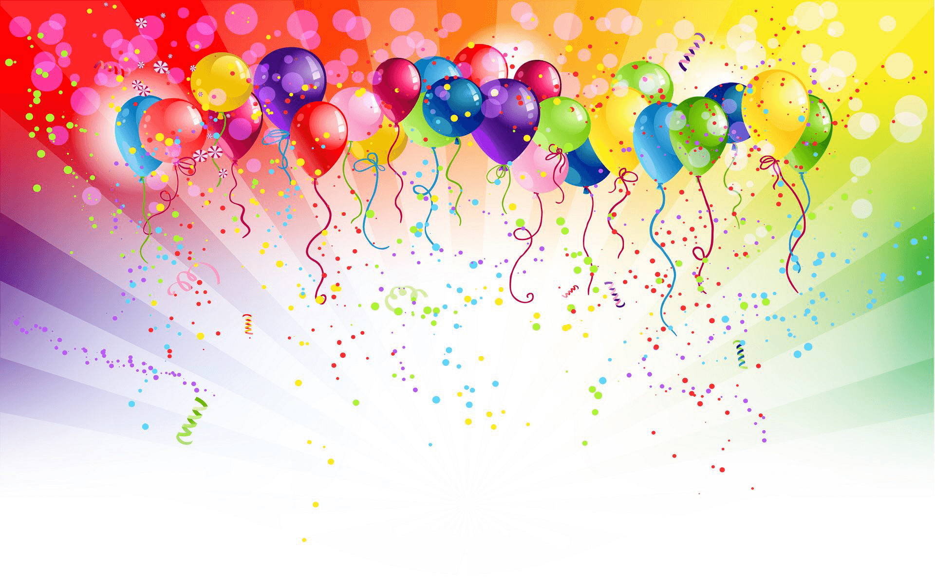 Birthday Party PNG HD - 128596