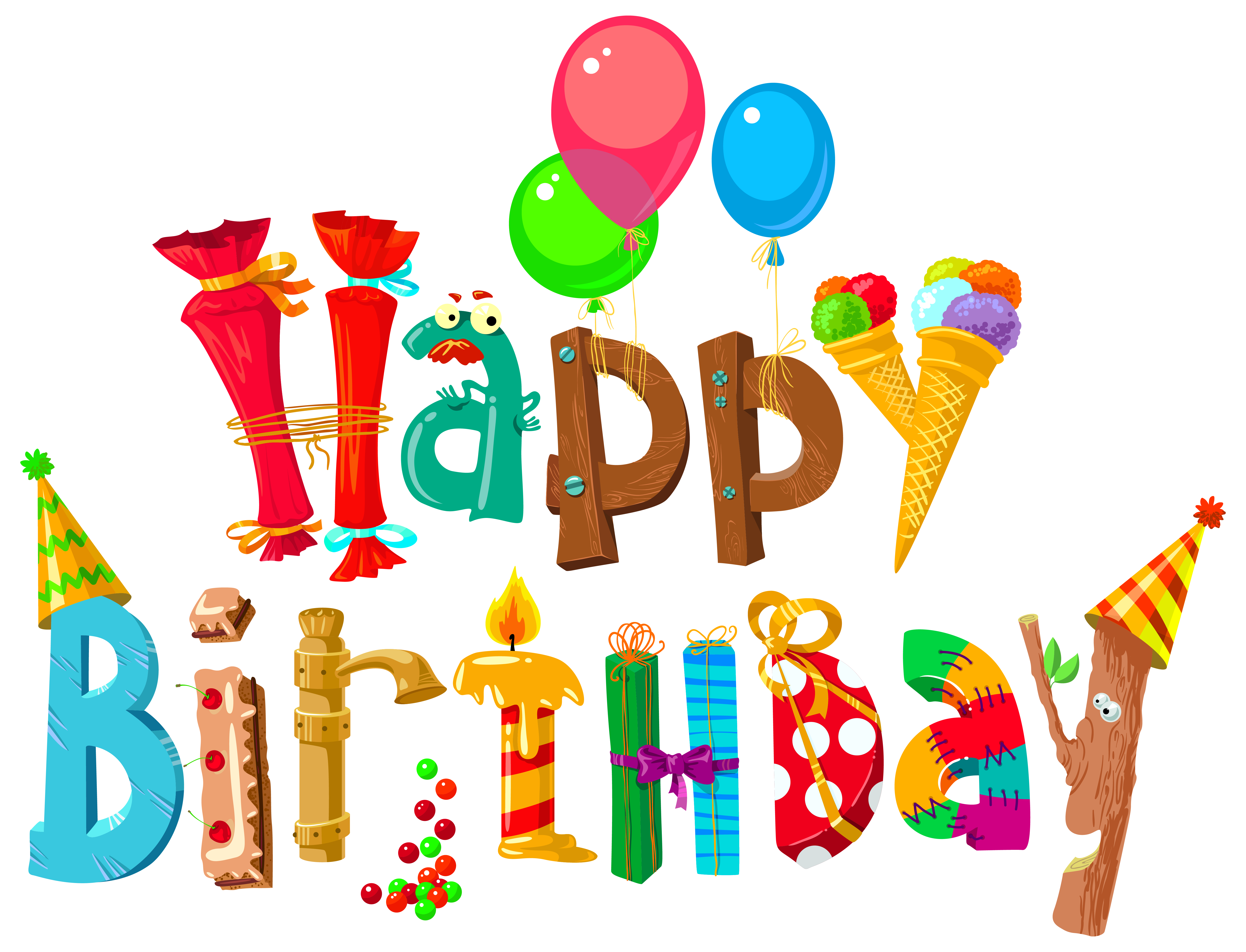 Birthday Party PNG HD - 128599