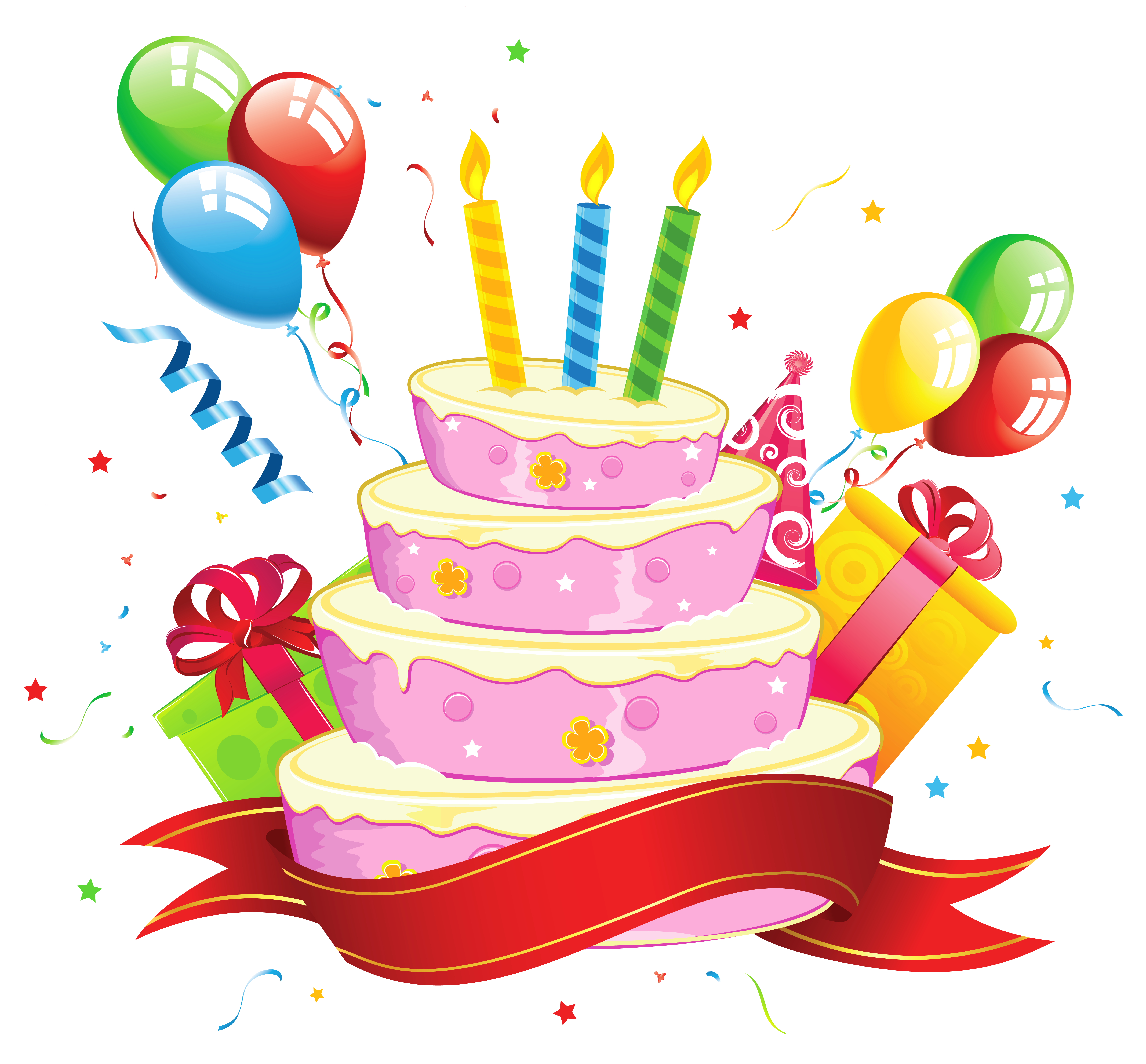 Birthday PNG HD Animated Transparent Birthday HD AnimatedPNG Images